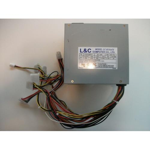 L&C Technology LC-B350ATX 350W ATX Computer Switching Power Supply PC