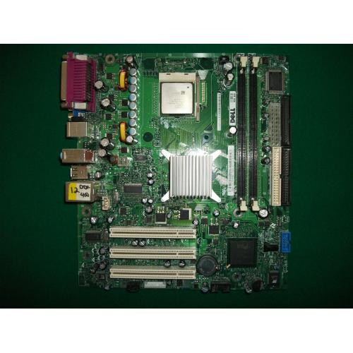 Dell Socket 478 Motherboard MY-01K529-12465-21L-01L0 Intel 1.6GHz CPU DDR 400