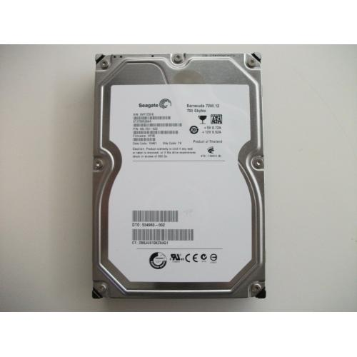 Seagate Barracuda 7200.12 750GB Internal 7200RPM 3.5 (ST3750528AS) SATA II HDD