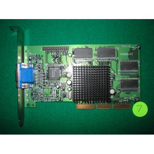 Jaton 3D Force B-16 AGP 16MB Memory Video Card